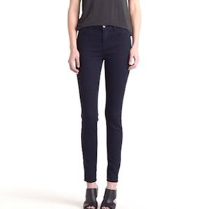 J Brand Maria High Rise Skinny Lapis Wash Jeans